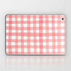 Gingham Watermelon ipad mini cover