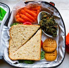 Choosing Raw lunchbox | #projectlunchbox