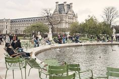 The Tuileries Garden, Paris » Carolina Caruso Blog