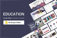 Education Google Slides Presentation Template reduces your work by supplying templates designed with busy entrepreneurs in mind. With 2500 fully editable slides, the Pitch Deck Bundle provides you with the template you need to deliver a strong...
