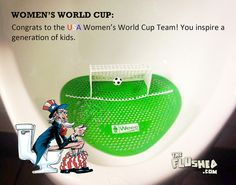 Women's World Cup Soccer Team! Victory!
