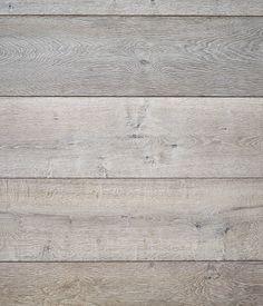 Ash Grey is a worn looking European Oak Timber Flooring Grey Floorboards, Grey Wood Floors, Hardwood Floors, Modern Flooring, Timber Flooring, Grey Flooring, Flooring Ideas, Royal Oak Floors, Timber Feature Wall