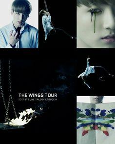 Jungkook ❤ BTS 2017 LIVE TRILOGY EPISODE III THE WINGS TOUR Trailer #BTS #방탄소년단