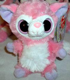 Aurora Yoohoo Friends KOKO Ringtail Cat Sound Purple Pink Makes Noise