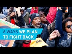 6 Ways We Plan To Fight Back - YouTube