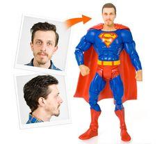 Seja um Super herói