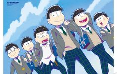 There coming home to tokyo my neets All Anime, Anime Art, Anime Child, Ichimatsu, Bendy And The Ink Machine, Coming Home, Adventure Time, Amazing Art, Geek Stuff
