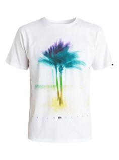 Classic Xray Palms - T-Shirt 3613370735532 - Quiksilver
