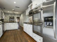 New kitchen in Tudor Home - 5422 Merrimac Avenue, Dallas, TX