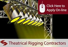 theatrical and entertainment rigging contractors liability insurance in Gibraltar