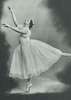 Alla Shelest  1919 - 1998  Mariinsky Ballet
