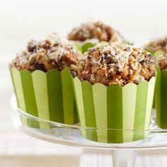 Coconut-Carrot Morning Glory Muffins--Eating Well--I made these and have been taking them to work as a quick breakfast. They're delicious!