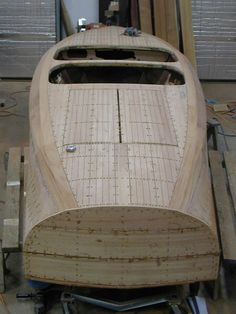 New Woodboat Wooden Boats Ideas Wooden Speed Boats, Wooden Model Boats, Wooden Boat Building, Boat Building Plans, Wood Boats, Plywood Boat, Yacht Design, Boat Design, Canoa Kayak