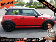 2009 Mini Cooper For Sale ! JUST IN!! #jeremysaysyes #pdx Cars for Sale Buy Here Pay Here Car Lots Bad Credit Car Loans Buy Here Pay Here #pdx