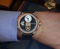 Chronométrie Ferdinand Berthoud FB 1 oro rosa SalonQP