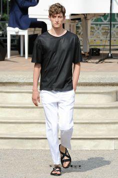 Corneliani | Spring 2015 Menswear Collection | Style.com