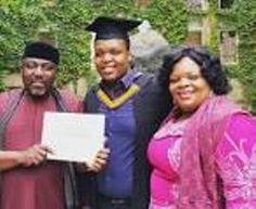 welcome to priscillia nkechi blog: Gov. Okorocha's second son graduates from American...