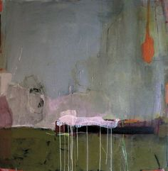 """Madeline Denaro """"To know when to pick the fruit"""" 2007 acrylic x Contemporary Abstract Art, Modern Art, Contemporary Artists, Paintings I Love, Art Paintings, Portrait Paintings, Acrylic Paintings, Abstract Landscape Painting, Abstract Portrait"""