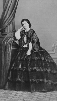 Maria of Bavaria, the last Queen of the Two Sicilies http://www.gogmsite.net/early_victorian_-_1837_-_18/empress_elisabeth_of_austri_2/maria_sophie_wittelsbach_qu/maria-of-bavaria-the-last-q.html
