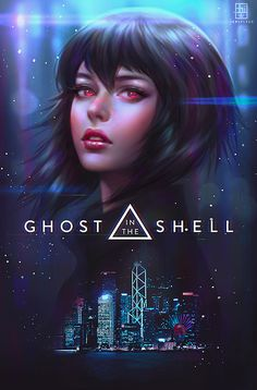 Ghost in the Shell - Sera Fleur