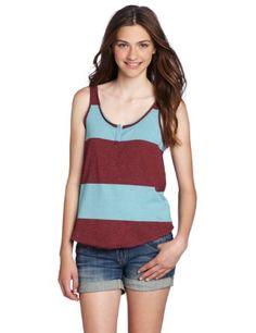 Amazon.com: Roxy Juniors Mainland Tank Top: Clothing