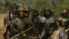 Kingdom of War Part I and Part II Blu-ray