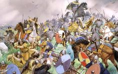 Battle of Mag Itha (Irish)