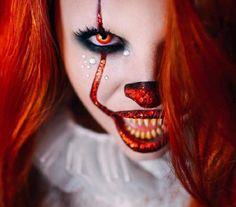 Les terrifiants Déguisements de Clown pour Halloween (2)
