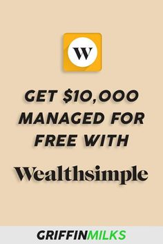 Wealthsimple Robo trading Platform Review! Make Money Blogging, Make Money From Home, Make Money Online, Saving Money, How To Make Money, Investing Apps, Money Management, Platform, Making Money From Home