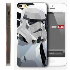 Star Wars iPhone Cases (4, 4S, 5 & 5S)