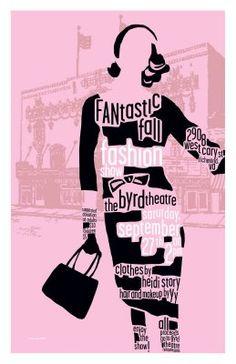 #fashionshow #posters #art