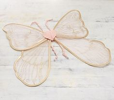 Dress-Up Pink Wings | Pottery Barn Kids