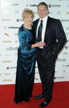 Vince and Linda McMahon Linda Mcmahon, Stephanie Mcmahon, Wrestling Superstars, Wrestling Wwe, Wwe Couples, Celebrity Couples, Mcmahon Family, Wwe Tna, Wwe Champions