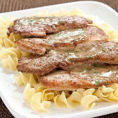 Pork Scaloppini Recipe - Cooks Country
