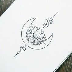 unalome lotus flower meaning Unalome Tattoo, Lotusblume Tattoo, Tattoo Mond, Hand Tattoo, Sanskrit Tattoo, Tattoo Outline, Moon Tattoo Wrist, Tattoo Flash, Tattoo Quotes