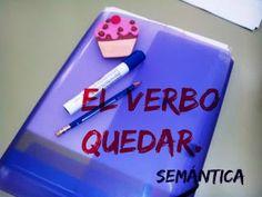 """ESPAÑOL EXTRANJEROS. Victoria Monera.: B1. EL VERBO """"QUEDAR"""". Significados y práctica."""