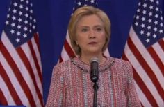Hillary Clinton Fillets Trump While Defending Flint African-American Pastor