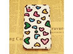 Colorful Leopard Pattern iPhone 5 Case