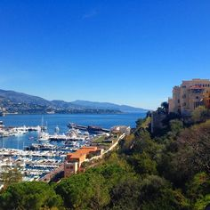 #Rocher Monaco I miss you. #europe by amyreyrn from #Montecarlo #Monaco