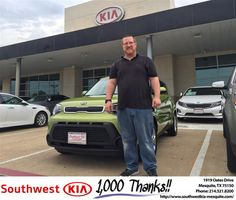 https://flic.kr/p/MqugeG | #HappyBirthday to Michael from JERRY TONUBBEE at Southwest Kia Mesquite! | deliverymaxx.com/DealerReviews.aspx?DealerCode=VNDX