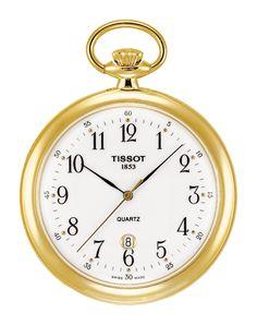 Tissot Pocket Watches of Swiss