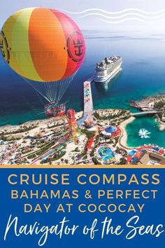 Plan ahead for your next trip with this latest copy of a Navigator of the Seas 3 Day Cruise Compass from a recent 2019 sailing on this amplified ship! Cruise Excursions, Cruise Destinations, Cruise Travel, Cruise Vacation, Cruise Port, Cruise Planners, Vacation Planner, Royal Caribbean Ships, Royal Caribbean Cruise