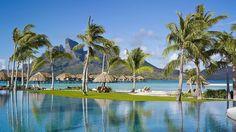 Four Seasons, Bora Bora, French Polynesia