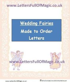 Boy Birthday Fairy  Full Letter  By Letters Full Of Magic