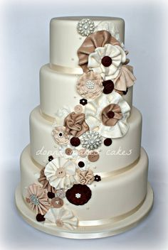Donna Makes Cakes, Wedding Cakes in Leeds