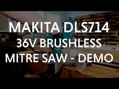 The Best Mitre Saw for Home Renovation Work - Makita Makita Power Tools, Compound Mitre Saw, Miter Saw, Home Renovation, Instagram, Circular Saw
