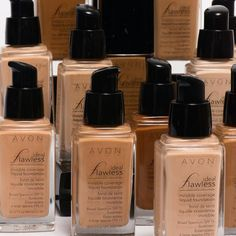 Ideal Flawless Foundation - Make sure you get the shade that's right for your skin tone!