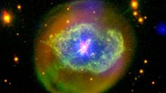 Born-Again Planetary Nebula Keeps Reacting After It Dies