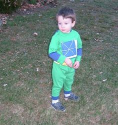 Super Why! costume (great costume idea & easy to make)