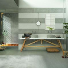 1000 images about piastrelle on pinterest bathroom wall for Oficina 7 marazzi
